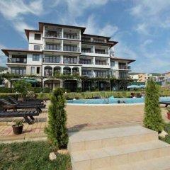 Отель Bademite Apartments Болгария, Свети Влас - отзывы, цены и фото номеров - забронировать отель Bademite Apartments онлайн бассейн