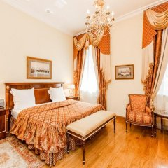 Гостиница Петровский Путевой Дворец 5* Стандартный номер с двуспальной кроватью фото 9