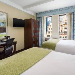 Hotel Mela Times Square комната для гостей фото 4