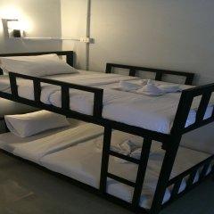The Metallic Hostel комната для гостей