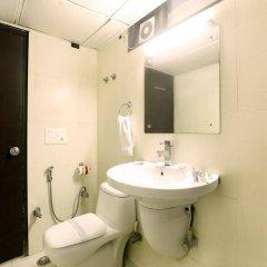 Отель The Pearl - A Royal Residency Индия, Нью-Дели - отзывы, цены и фото номеров - забронировать отель The Pearl - A Royal Residency онлайн ванная фото 2