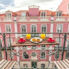 Отель Charming Santos Португалия, Лиссабон - отзывы, цены и фото номеров - забронировать отель Charming Santos онлайн фото 11