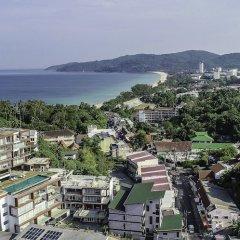 Отель Q Residence пляж Ката пляж фото 2