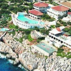 Aquapark Hotel Antalya Турция, Патара - отзывы, цены и фото номеров - забронировать отель Aquapark Hotel Antalya онлайн бассейн