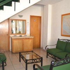 Отель Costa Brava Мексика, Гвадалахара - отзывы, цены и фото номеров - забронировать отель Costa Brava онлайн комната для гостей фото 2