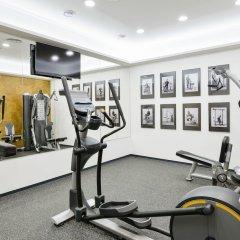Отель Savoy фитнесс-зал фото 3