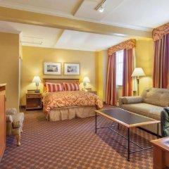 Отель Howard Johnson Hotel by Wyndham Vancouver Downtown Канада, Ванкувер - отзывы, цены и фото номеров - забронировать отель Howard Johnson Hotel by Wyndham Vancouver Downtown онлайн комната для гостей фото 5