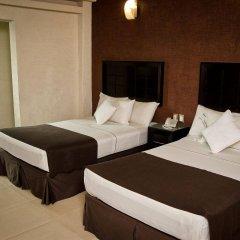 Отель Portonovo Plaza Centro Мексика, Гвадалахара - отзывы, цены и фото номеров - забронировать отель Portonovo Plaza Centro онлайн комната для гостей фото 2