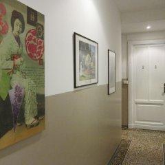 Отель Guesthouse La Briosa Nicole Генуя интерьер отеля