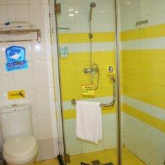 Отель 7 Days Inn Chongqing Rongchang Shangye Pedestrian Street Branch Китай, Rongchang - отзывы, цены и фото номеров - забронировать отель 7 Days Inn Chongqing Rongchang Shangye Pedestrian Street Branch онлайн ванная