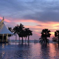 Отель Movenpick Siam Pattaya На Чом Тхиан бассейн фото 2