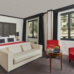 Отель Melia Tour Eiffel Париж комната для гостей
