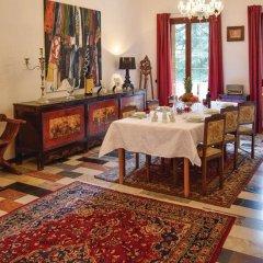 Отель Villa Strepitosa B&B Италия, Региональный парк Colli Euganei - отзывы, цены и фото номеров - забронировать отель Villa Strepitosa B&B онлайн питание
