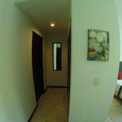 Отель B and B Pier Quinta Avenida Плая-дель-Кармен комната для гостей фото 3