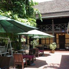 Отель Villa Lao Wooden House питание фото 2
