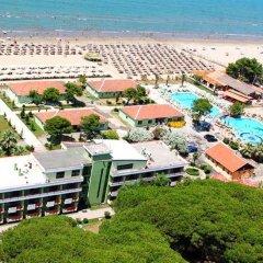 Отель Tropikal Bungalows пляж