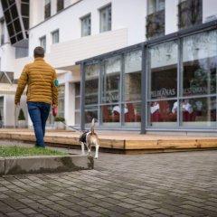 Отель Palangos Vetra Литва, Паланга - отзывы, цены и фото номеров - забронировать отель Palangos Vetra онлайн фитнесс-зал фото 3