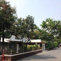 Naturbliss Bangkok Transit Hotel Бангкок парковка