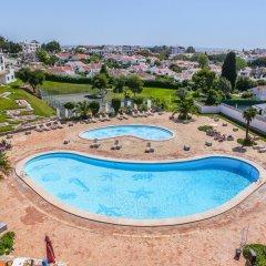 Отель Da Aldeia Португалия, Албуфейра - отзывы, цены и фото номеров - забронировать отель Da Aldeia онлайн бассейн фото 2