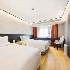Lijia suisseplace Apart Hotel Shanghai комната для гостей фото 2