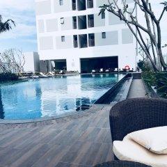 Апартаменты Henry Studio Luxury 2BR SWPool 17th бассейн