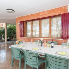 Отель Villa Marta Испания, Санта-Понса - отзывы, цены и фото номеров - забронировать отель Villa Marta онлайн помещение для мероприятий