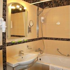 Отель Меблированные комнаты Золотой Колос Москва ванная