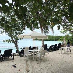 Отель Surf Deck Остров Гасфинолу питание
