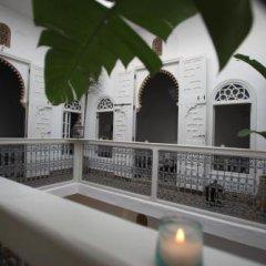 Отель Riad Senso Марокко, Рабат - отзывы, цены и фото номеров - забронировать отель Riad Senso онлайн балкон