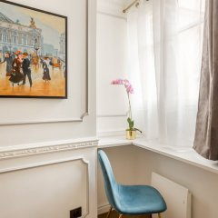 Отель Luxury 2 bedroom 2.5 bathroom Louvre Франция, Париж - отзывы, цены и фото номеров - забронировать отель Luxury 2 bedroom 2.5 bathroom Louvre онлайн фото 26
