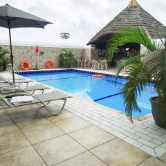 Отель Swiss International Mabisel-Port Harcourt бассейн