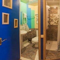 Отель Дом творчества писателей Армения, Цахкадзор - отзывы, цены и фото номеров - забронировать отель Дом творчества писателей онлайн ванная