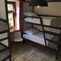 Oki Doki Old Town Hostel Варшава комната для гостей