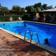 Отель Valle Di Venere Италия, Фоссачезия - отзывы, цены и фото номеров - забронировать отель Valle Di Venere онлайн бассейн фото 3