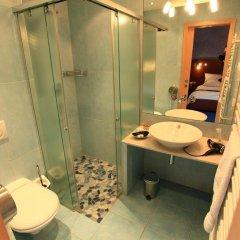 Отель Sankt Andreas Германия, Дюссельдорф - отзывы, цены и фото номеров - забронировать отель Sankt Andreas онлайн ванная