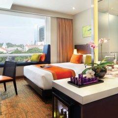 Отель Park Regis Singapore комната для гостей фото 4