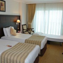 Crowne Plaza Hotel Antalya комната для гостей фото 9