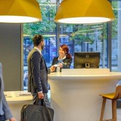 Отель Novotel München City Arnulfpark Германия, Мюнхен - 2 отзыва об отеле, цены и фото номеров - забронировать отель Novotel München City Arnulfpark онлайн удобства в номере