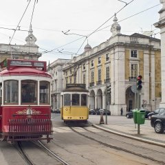 Отель Novotel Lisboa городской автобус