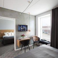 Отель Aalborg Airport Hotel Дания, Бровст - отзывы, цены и фото номеров - забронировать отель Aalborg Airport Hotel онлайн комната для гостей фото 2