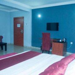 Отель Dannic Hotels Enugu удобства в номере