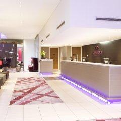 Отель Crowne Plaza London - Docklands Великобритания, Лондон - отзывы, цены и фото номеров - забронировать отель Crowne Plaza London - Docklands онлайн интерьер отеля