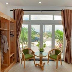 Отель Yellow Daisy Villa комната для гостей