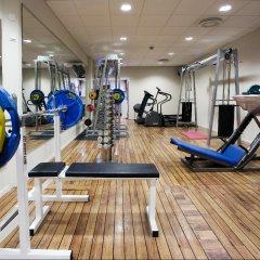 Clarion Hotel Amaranten фитнесс-зал фото 2