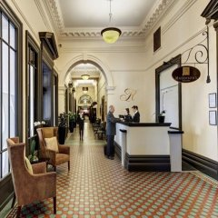 Отель Heritage Christchurch интерьер отеля фото 2