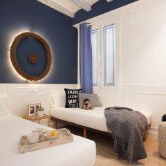 Апартаменты Enjoybcn Colon Apartments Барселона комната для гостей фото 3
