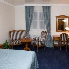 Парк-Отель 4* Стандартный номер разные типы кроватей фото 26