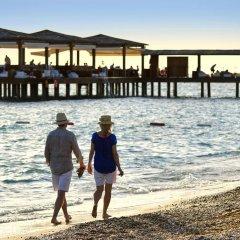 Gloria Serenity Resort Турция, Белек - 3 отзыва об отеле, цены и фото номеров - забронировать отель Gloria Serenity Resort - All Inclusive онлайн пляж