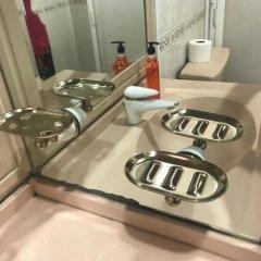 Отель Suite GMancera Мехико ванная