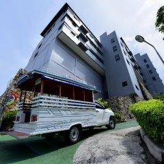 Отель Patong Bay Hill Resort городской автобус
